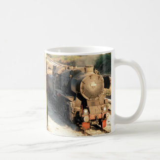 Bosnia Steam Train Coffee Mug