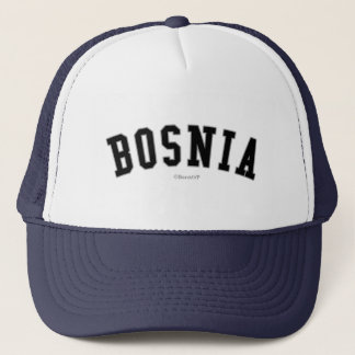 Bosnia Trucker Hat