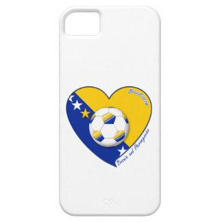 "Bosnian National Soccer Team Soccer BOSNIA"" 2014 Case For The iPhone 5"