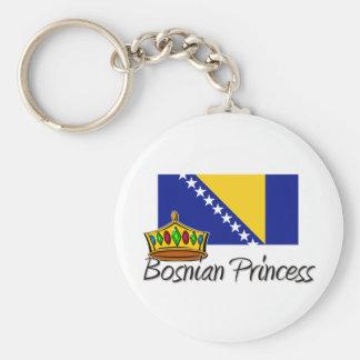 Bosnian Princess Key Ring
