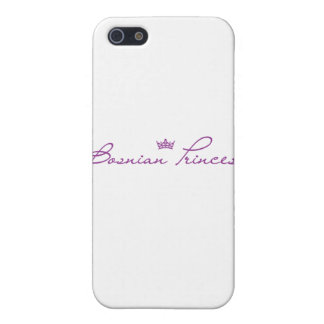 """""""Bosnian Princess"""" products iPhone 5 Cover"""