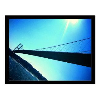 Bosphorus Bridge Postcard