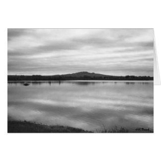 Bosque Del Apache National Wildlife Refuge Greeting Card