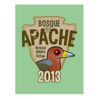 Bosque del Apache Postcard
