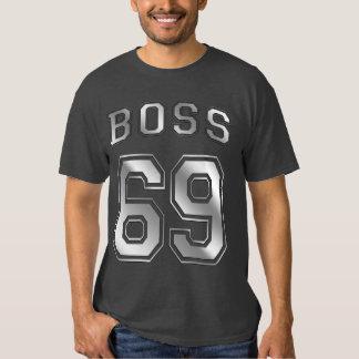 BOSS 69 T SHIRTS