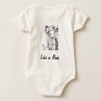 Boss Baby Baby Bodysuit