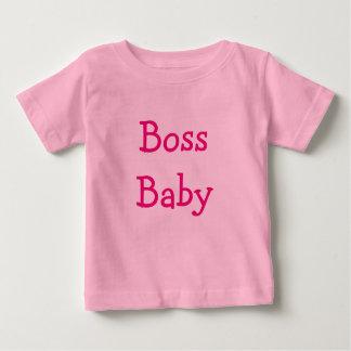 Boss Baby Baby T-Shirt