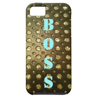 Boss Bling iPhone 5/5S, Vibe Case iPhone 5 Cover