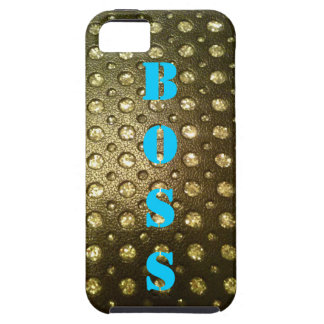 Boss Bling iPhone 5/5S, Vibe Case iPhone 5 Case