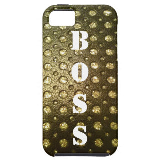 Boss Bling iPhone 5/5S, Vibe Case iPhone 5 Cases