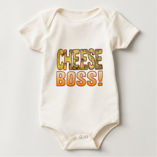 Boss Blue Cheese Baby Bodysuit