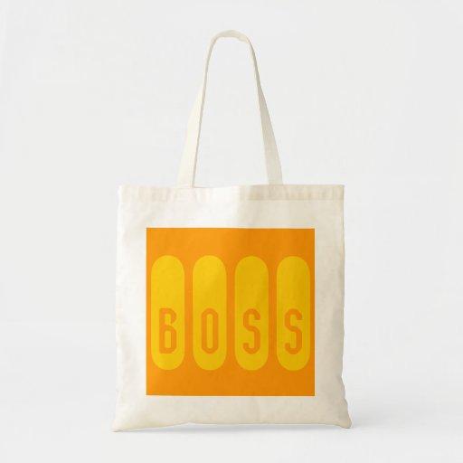 Boss Budget Tote Bags