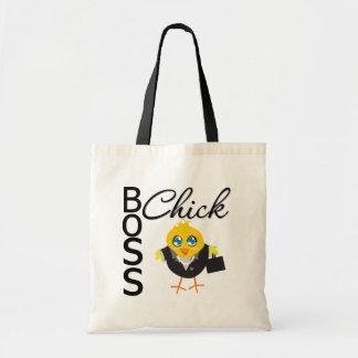 Boss Chick Budget Tote Bag