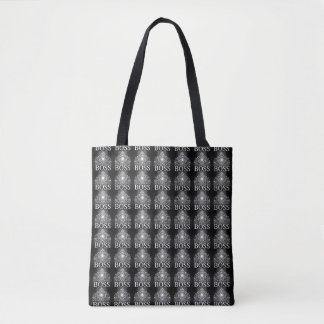 Boss Diamonds Tote Bag