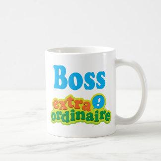 Boss Extraordinaire Gift Idea Mug