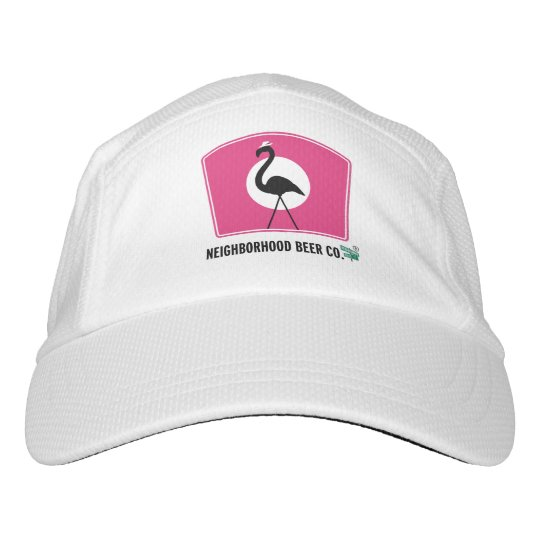 Boss Flamingo, Breatheable and Lightweight Hat