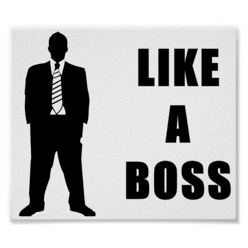 Boss Full Print