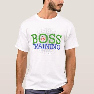 Boss In Training T-Shirt