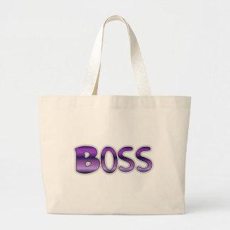 Boss Jumbo Tote Bag