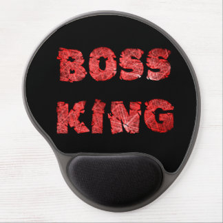 Boss King Gel Mousepad Or Wrist Helper Gel Mouse Mat