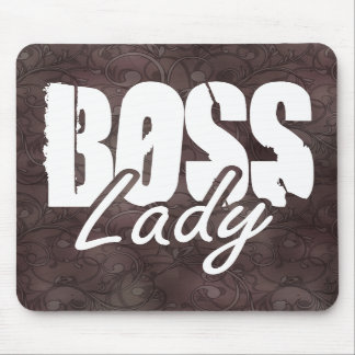 Boss Lady $13.95 Collectible Mouse Pad