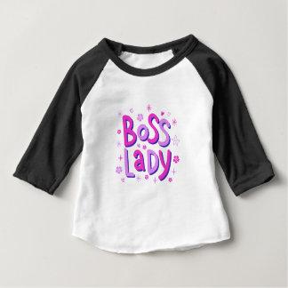 Boss lady baby T-Shirt