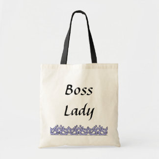 Boss Lady Budget Tote Bags