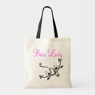 Boss Lady Budget Tote Tote Bag
