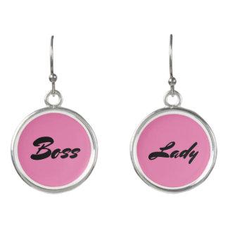 Boss Lady Earrings
