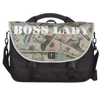 Boss Lady Money Computer Bag