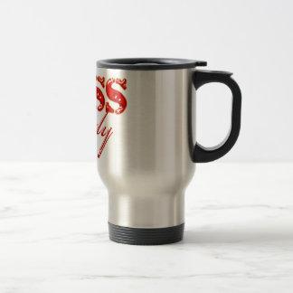Boss Lady Stainless Steel Travel Mug