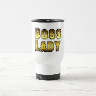 Boss Lady Travel Mug