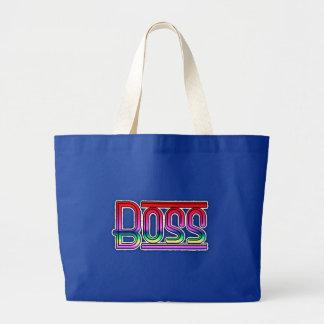 Boss Large Tote Bag