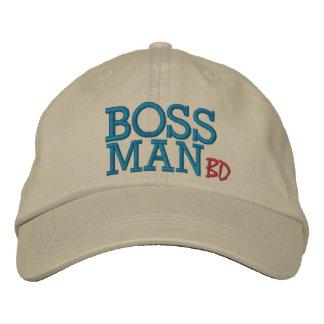 Boss Man by SRF Baseball Cap