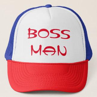 Boss Man Trucker Hat