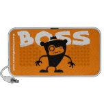 Boss Monkey Portable Speaker