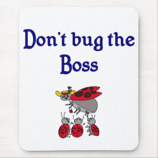 Boss Mousepad