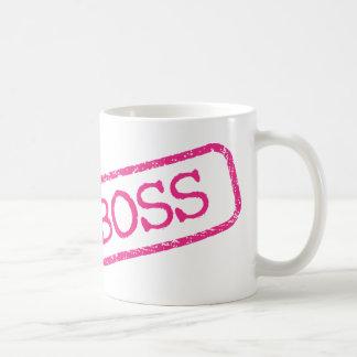 """""""BOSS"""" MUG"""
