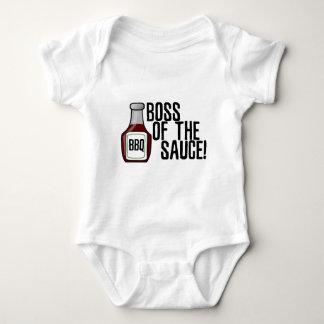 Boss of the Sauce Baby Bodysuit
