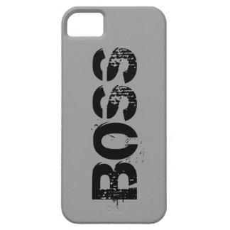 BOSS Pattern iPhone 5 Case