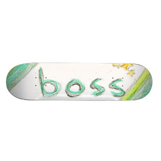 boss skateboard