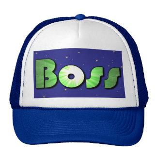 Boss Sparkle Trucker Hat