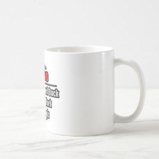 Boss Stand Back Work My Magic Coffee Mug