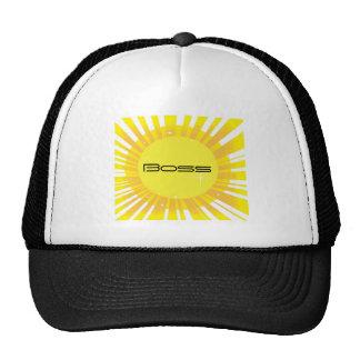 Boss Sunshine Sparkle Trucker Hat