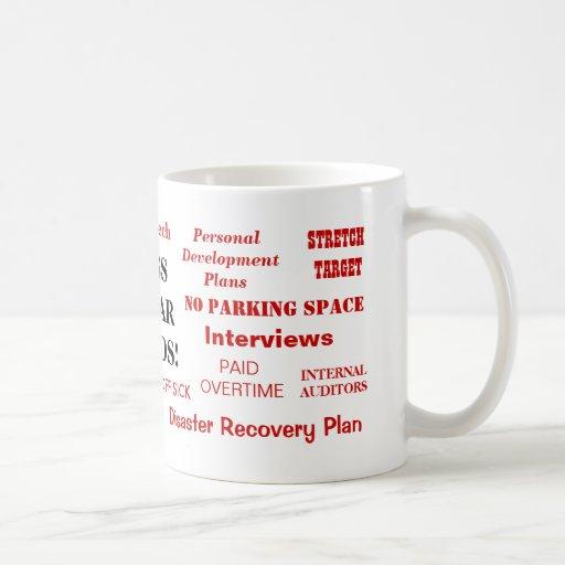 BOSS SWEAR WORDS! Rude Boss Words Coffee Mugs