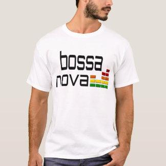 Bossa Nova Music with Stereo Equalizer T-Shirt
