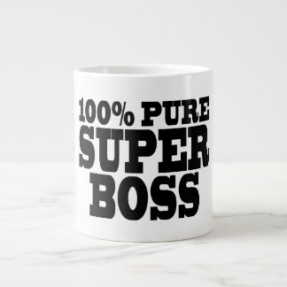 Bosses Birthday Parties 100 Pure Super Boss Extra Large Mugs