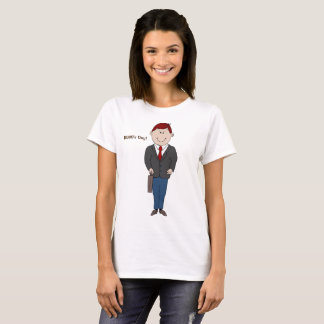 Boss's Day ladies t-shirt