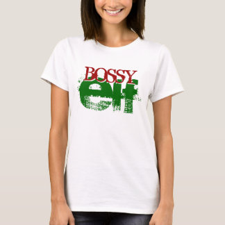 BOSSY elf T-Shirt