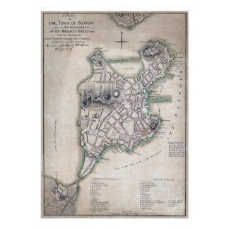 Boston 1775 poster
